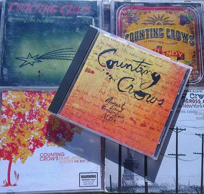 Counting Crows, CDs