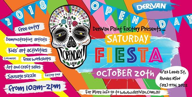 Derivan Open Day Fiesta