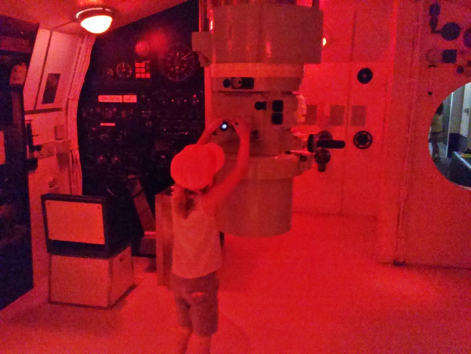 discovery zone, canberra, australian war memorial, ACT, school holiday activities, what's on, families, submarine, war,