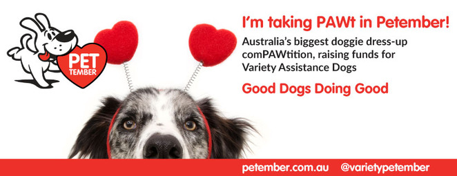Dogs, Competitions, Win Stuff, Charity, Fundraising, Australia, Fun Things to Do