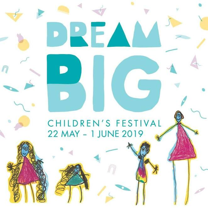 dreambig festival, adelaide, may, 2019