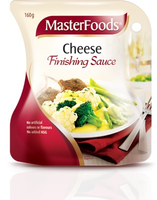 Cheese Finishing Sauce