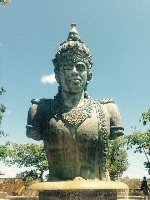 Garuda Wisnu Kencana, GWK Cultural Park, GWK Bali, Bali things to do, fun things to do in bali, bali family activities