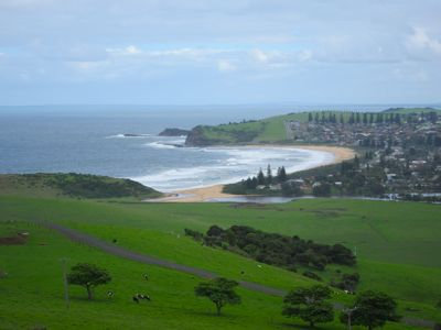 Gerringong, Gerroa - looking out to Seven Mile Beach