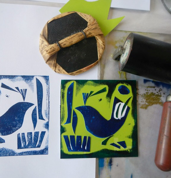 Hands on Brisbane, Workshops, The Gardens Club, Classes, Craft, Terrariums, Printmaking, Shrinky Dinks, Creativity, Art
