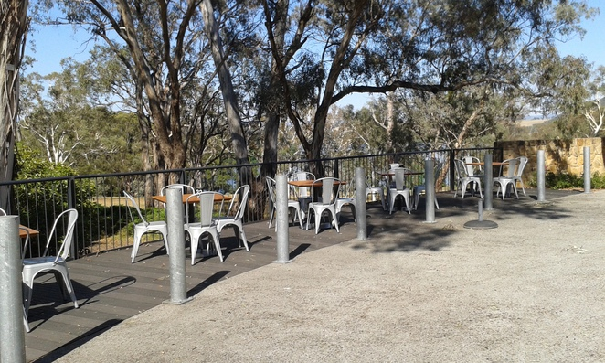 Ivy and the Fox, Old Canberra House, Canberra, Australian National University, cafes in Canberra, breakfast, brunch,