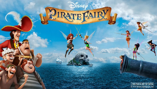 tinker bell and the pirate fairy reviews