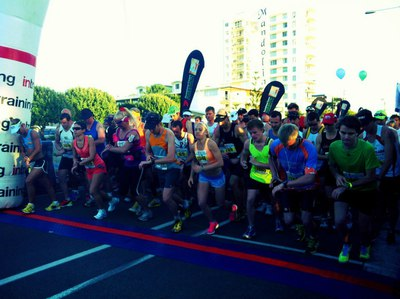 Lace up your runners. The Sunshine Coast Marathon is coming back.