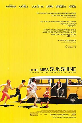 little miss sunshine, movie, film, poster, toni colette,