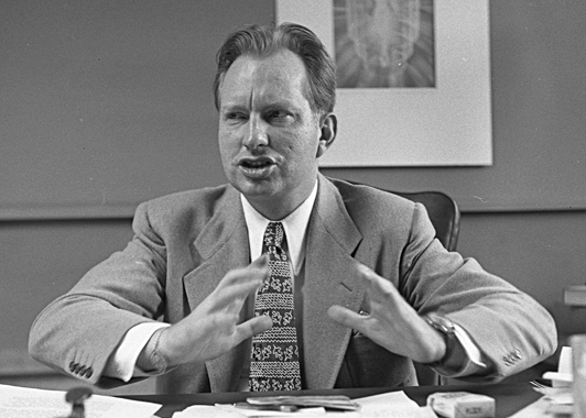 Founder L. Ron Hubbard – image source Wikipedia