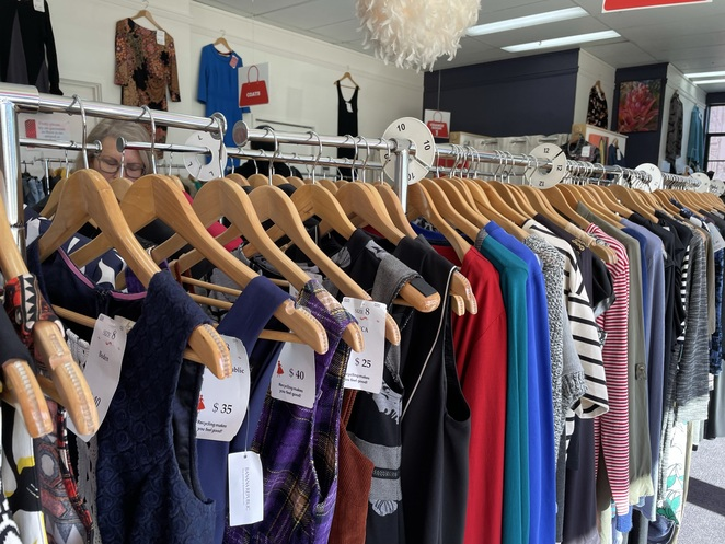Material Pleasures Fyshwick, canberra op shops, canberra second hand shops, vintage clothing canberra, designer op shop canberra, where to buy second hand clothes canberra