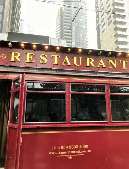 melbourne, colonial, tramcar, restaurant, fine dining, sightseeing, history, must see