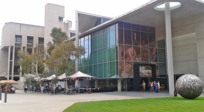 national gallery of australia, canberra, top things to do, ACT, tourists, tourism, art, galleries,