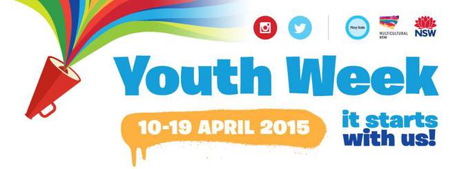 NSW youth week 2015