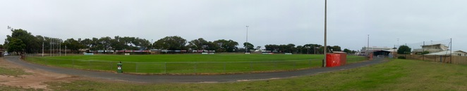 Ocean Grove Memorial Recreation Reserve, The Avenue, Ocean Grove, oval, grass, sport, cricket, football,
