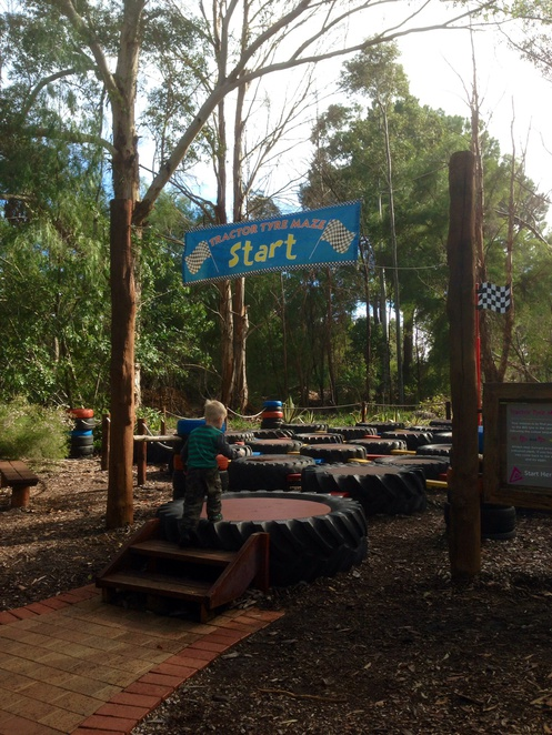 Perth's first hedge maze