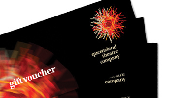 queensland Arts, gift vouchers for theatre, online theatre vouchers,