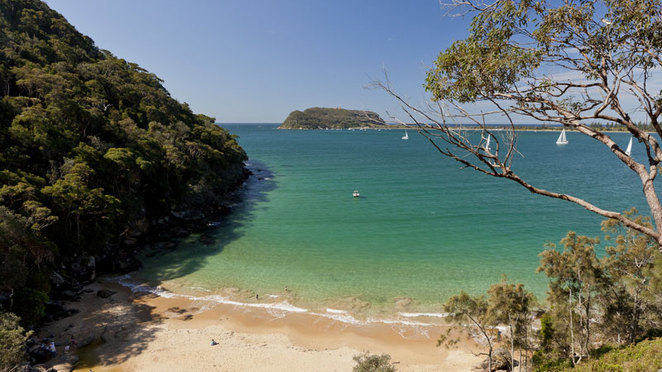 resolute beach, sydney beaches, sydney swimming holes, sydney travel