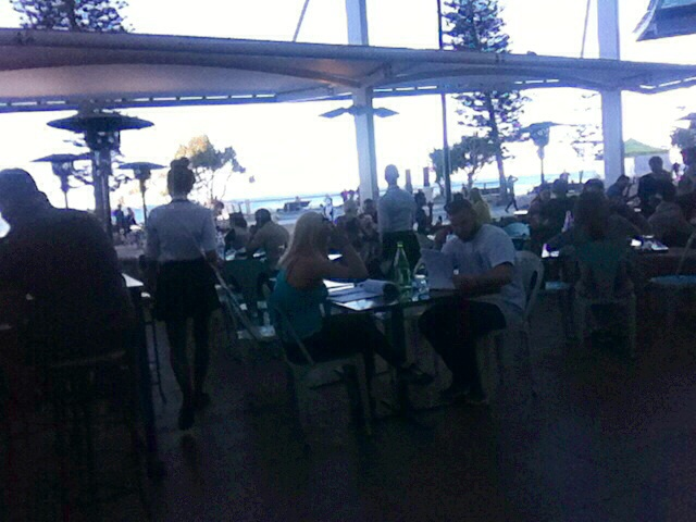 Restaurant, breakfast, lunch, dinner, coffee, cafe, surfers paradise