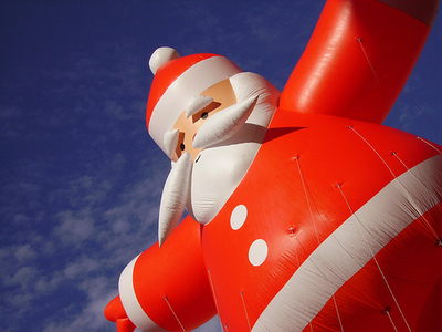 Santa's coming to Cotton Tree on December 1/Image by Bart Fields