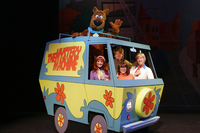 Scooby-Doo LIVE Level Up