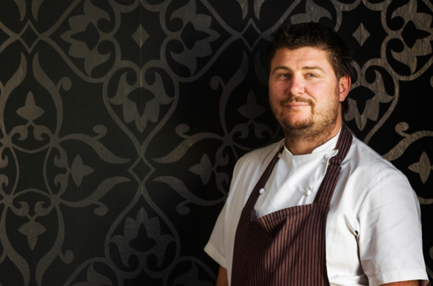 scott pickett of Saint Crispin and Estelle Bar & Kitchen