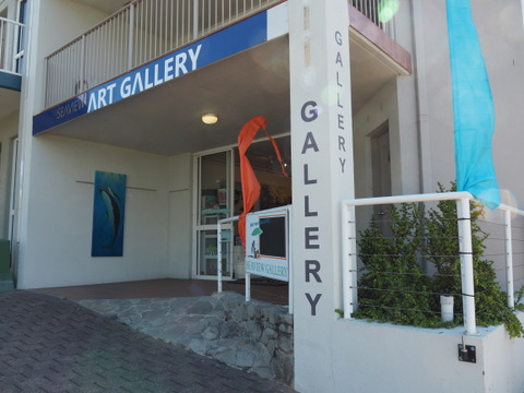 Seaview Gallery, arts, crafts, paintings