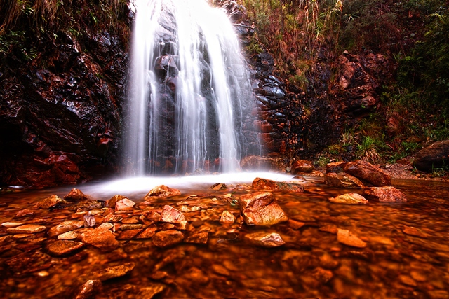 Second Falls Waterfall Gully Adelaide South Australia