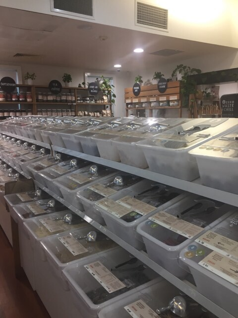 Source Bulk Foods, side entrance, Toowoomba food, Toowoomba fresh, whole foods Toowoomba, Toowoomba eatery, Toowoomba groceries, Toowoomba desserts, South East Queensland small business