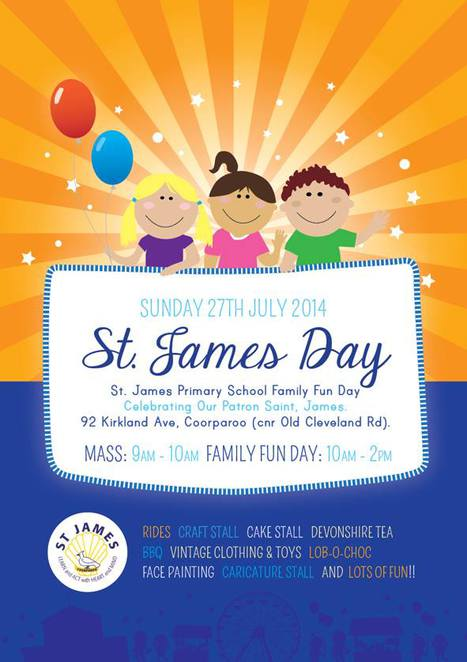 St james primary school, coorparoo fete, st james day, st james community day
