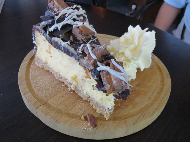 St Louis, Mars Bar Cheesecake, Adelaide