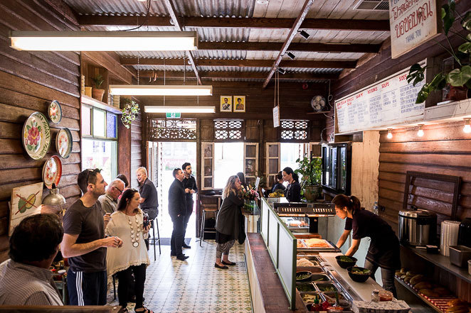 Sunny's Shop is a South East Asian eatery in Prospect, Adelaide.