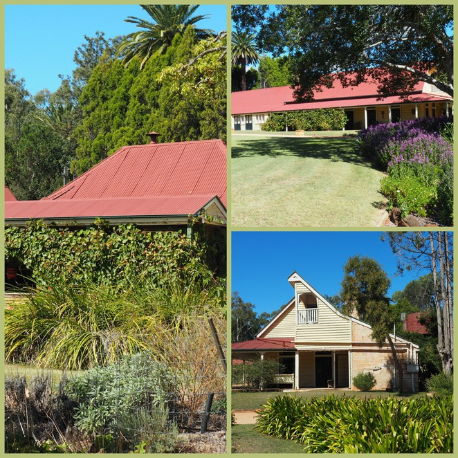 Taabinga, Homestead, history, gardens, accommodation, functions