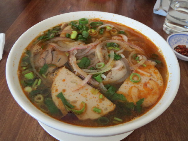 Thanh Viet Restaurant, Beef Stew with Noodles, Adelaide