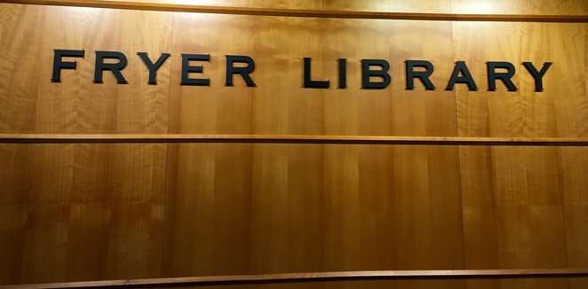 The Fryer Library