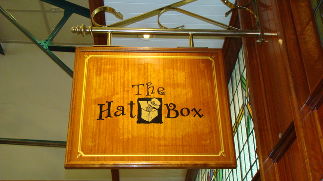 The Hat Box