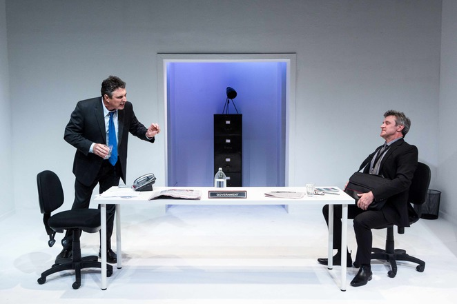 the way things work, Aidan fennessy, red stitch actors theatre, Joe petruzzi, Peter houghton