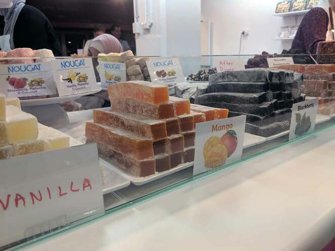 turkish delight, street food, the turkish kitchen, adelaide, central market