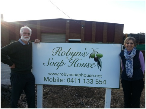 Welcome to Robyn's Soap House