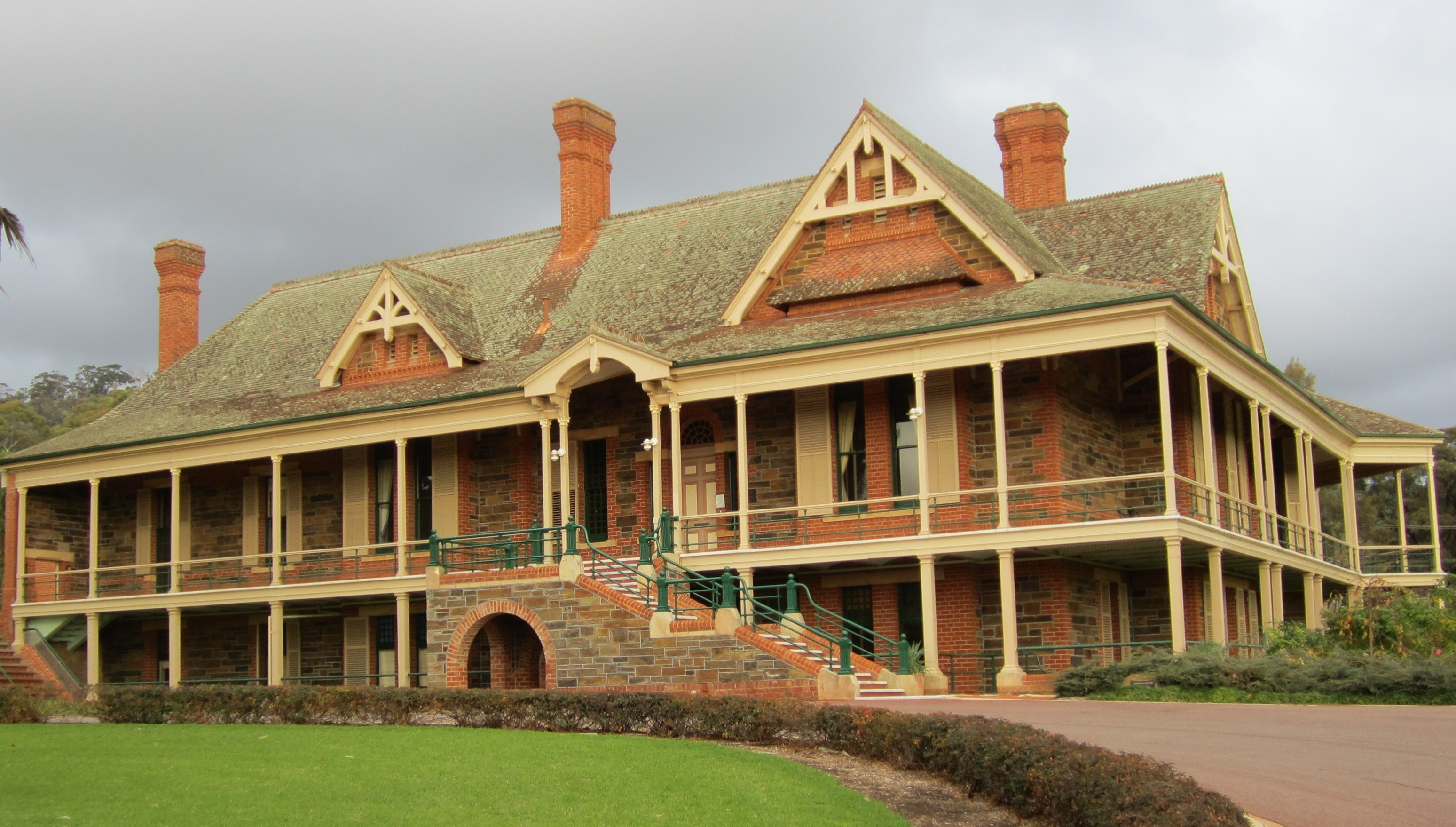 Urrbrae House on Waite Campus, University of Adelaide