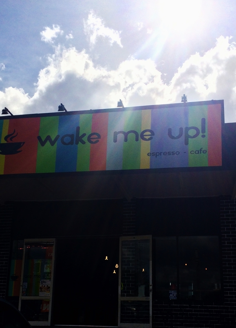 Wake Me Up Espresso, coffee shop, coffee house, Wake Me Up Slacks Creek, Brisbane Cafe