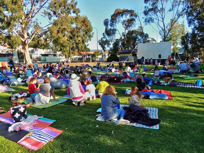 Whats On in Adelaide, in adelaide, adelaide, things to do in Adelaide, free, christmas, december, things to do, fun, free outdoor cinema