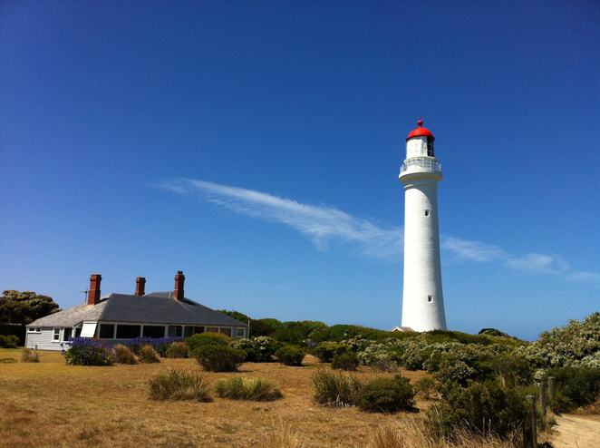 Aireys Inlet, Great Ocean Road, Split Point Lighthouse