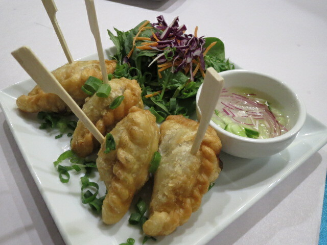 Angel Thai, Curry Puffs, Adelaide
