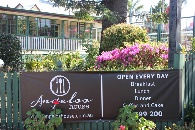 Angelo's House, Cafe, Toowoomba cafe, coffee, lunch, dinner, restaurant, high tea,