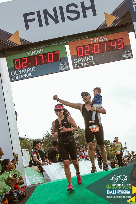 Bali International Triathlon, Sanur