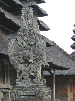 Balinese temple architecture