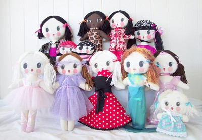 Toys from Sunshine Dolls