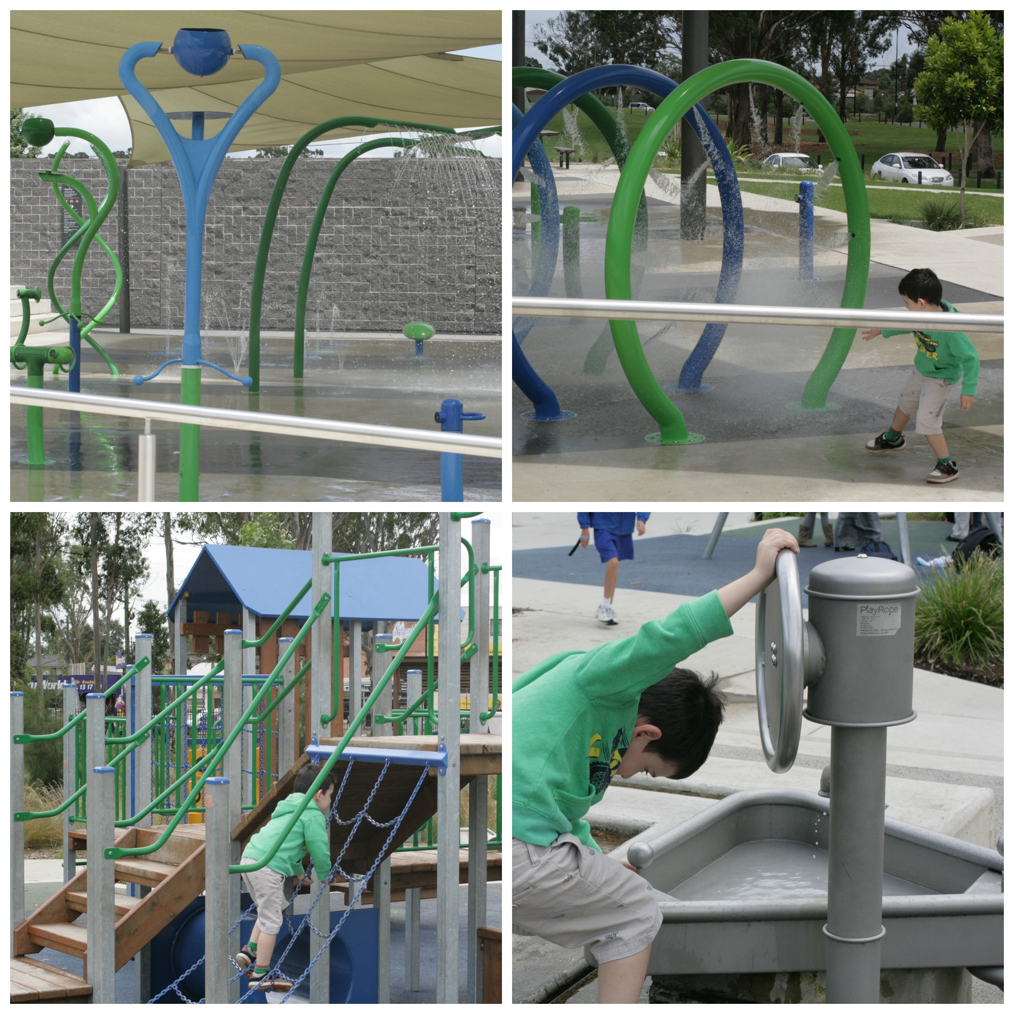 Blacktown Water Play Park