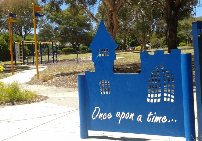 chapman playground, canberra, parks in weston creek, ACT parks, ACT playgrounds,